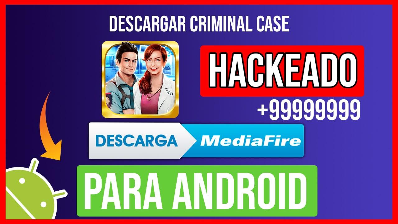 Descargar Criminal Case Hackeado para Android