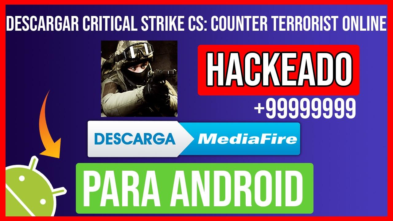Descargar Critical Strike CS: Counter Terrorist Online  Hackeado para Android
