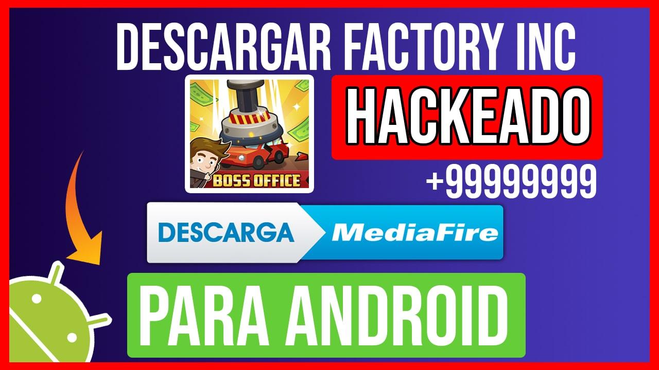Descargar Factory Inc Hackeado para Android