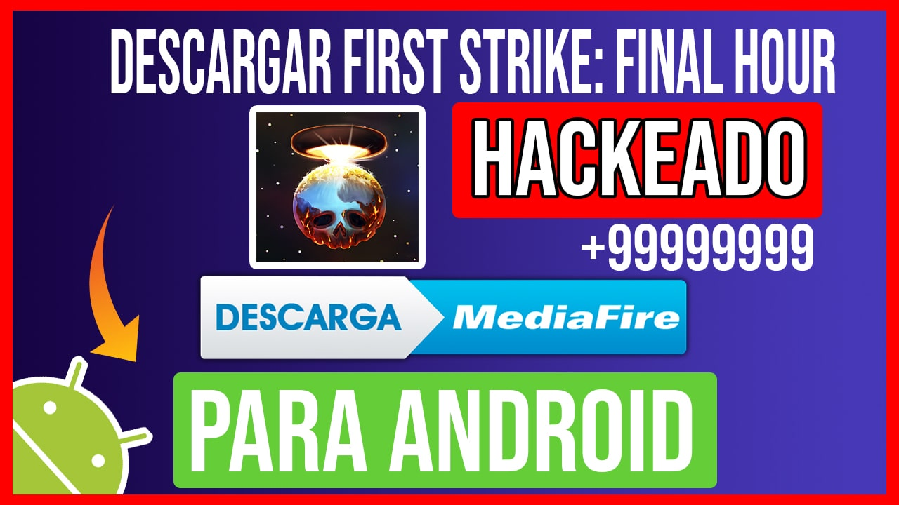 Descargar First Strike: Final Hour Hackeado para Android