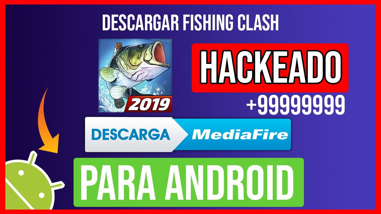 Descargar Fishing Clash: Catching Hackeado para Android