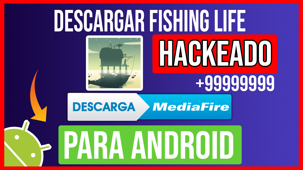 Descargar Fishing Life Hackeado para Android