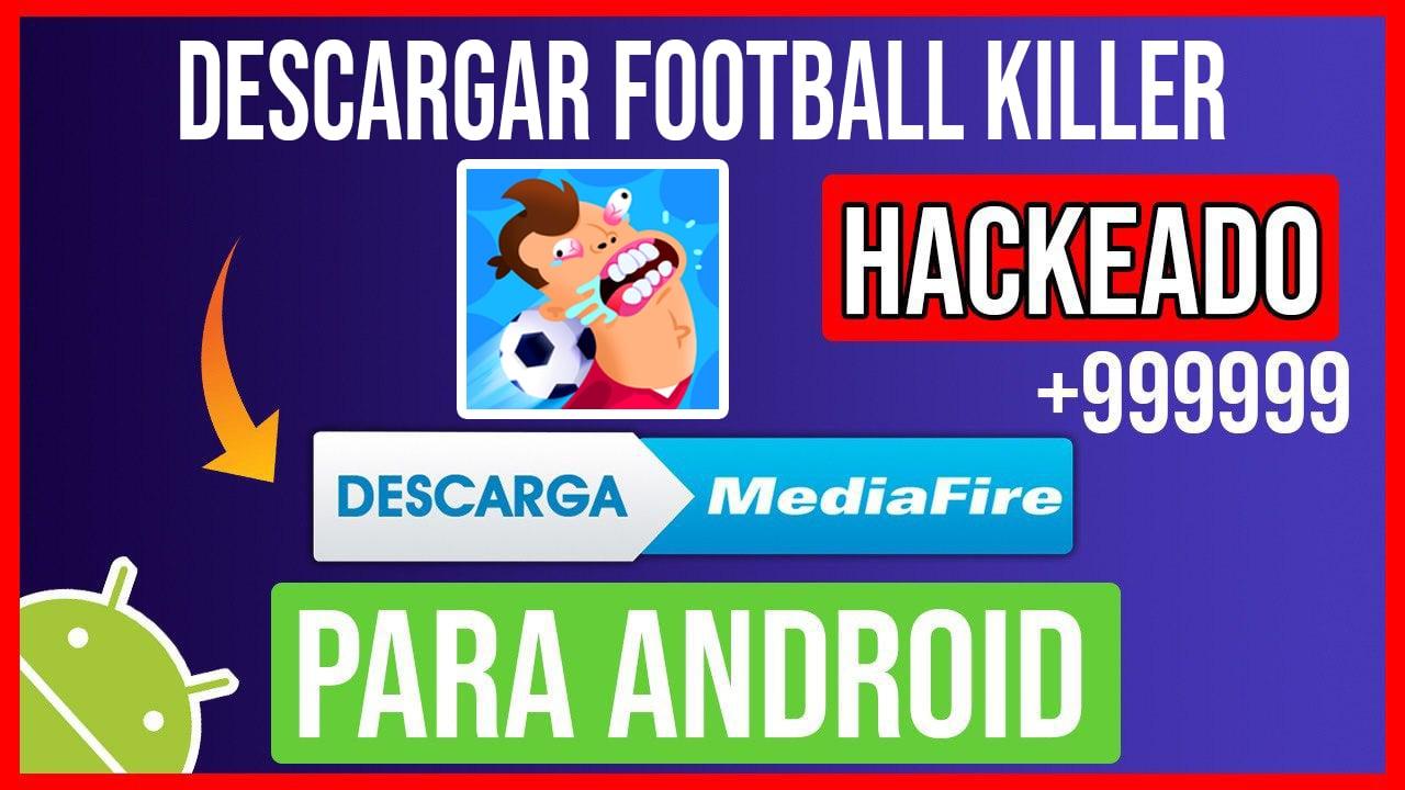 Descargar Football Killer Hackeado para Android