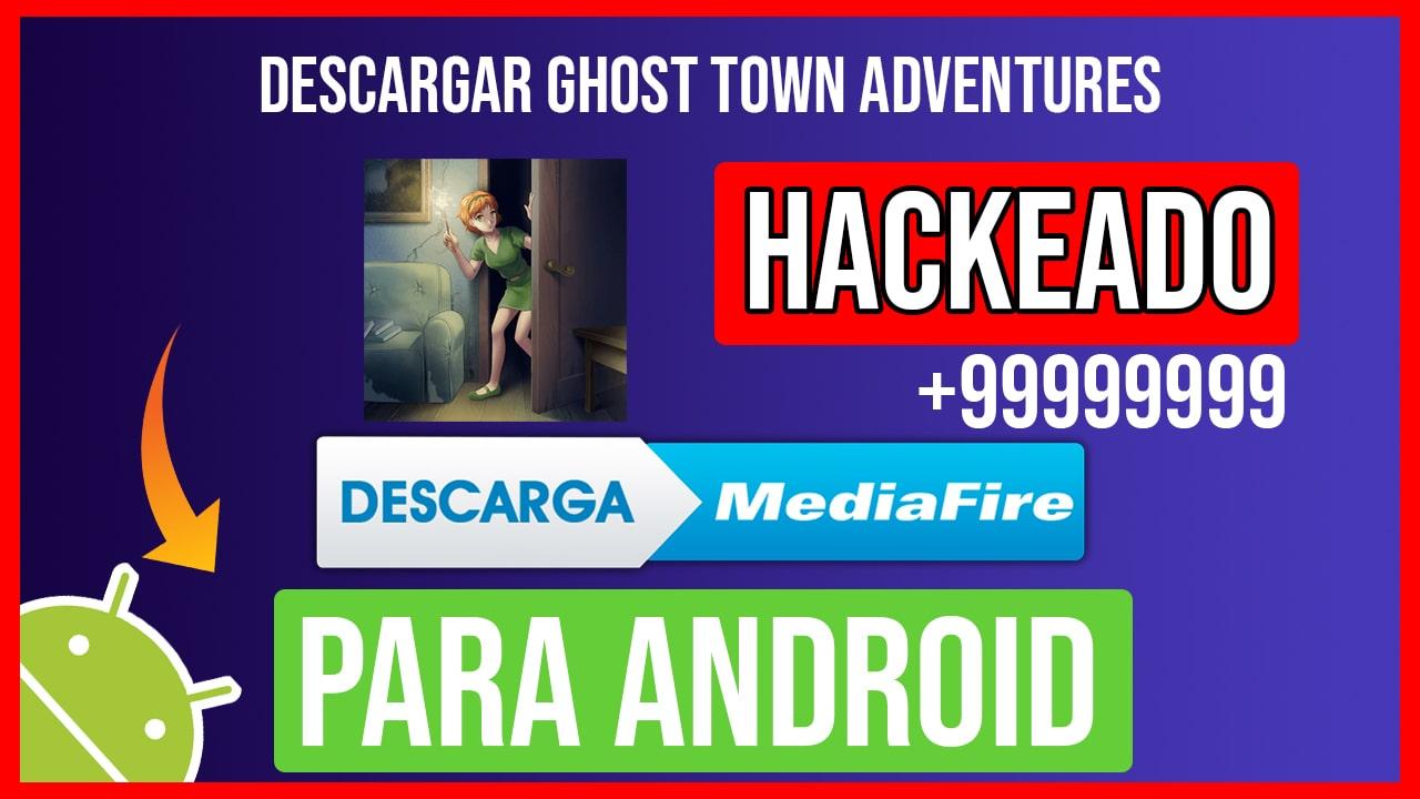 Descargar Ghost Town Adventures Hackeado para Android