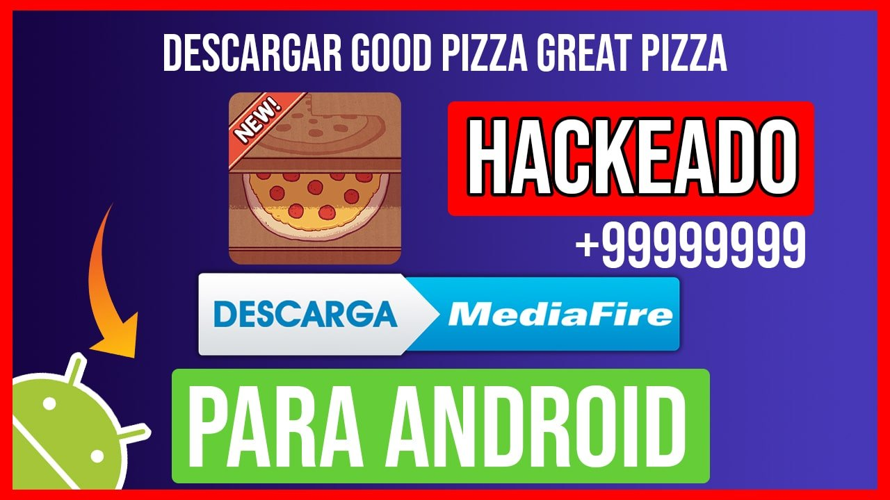 Descargar Good Pizza Great Pizza Hackeado para Android