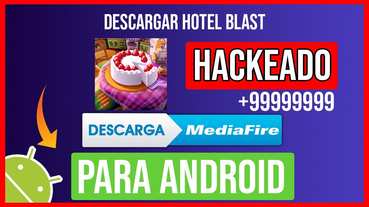 Descargar Hotel Blast Hackeado para Android