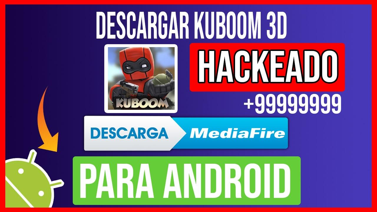 Descargar Kuboom 3D Hackeado para Android
