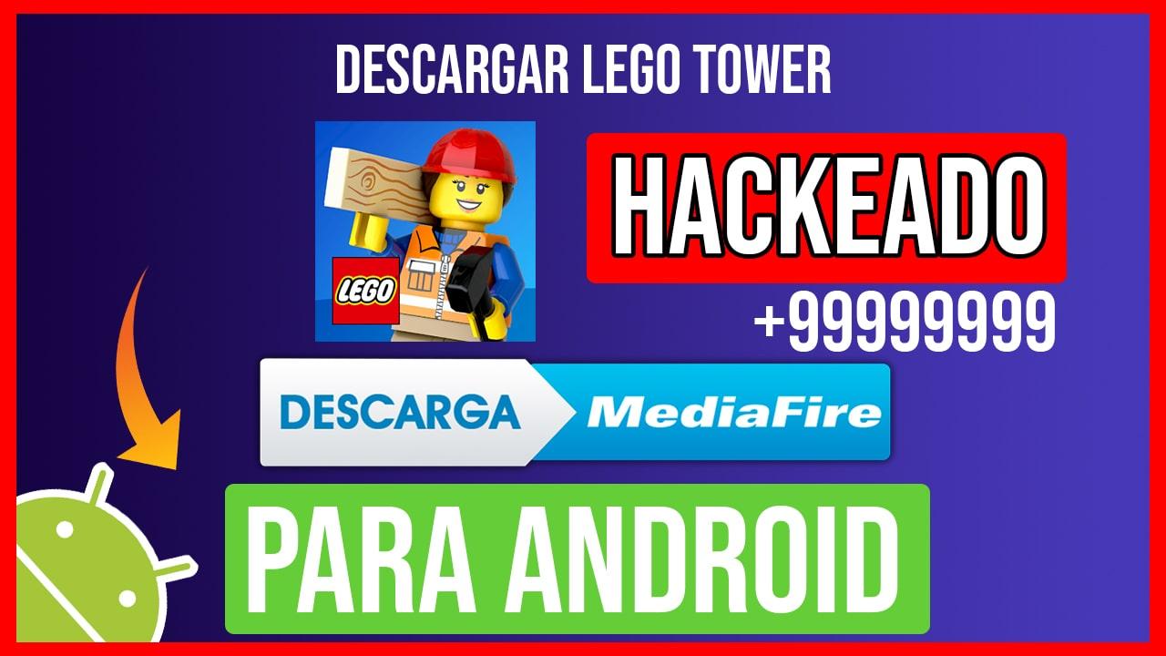 Descargar LEGO Tower Hackeado para Android