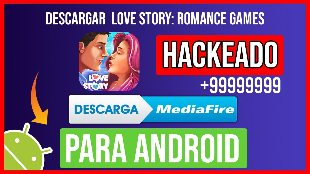 Descargar Love Story: Romance Games Hackeado para Android