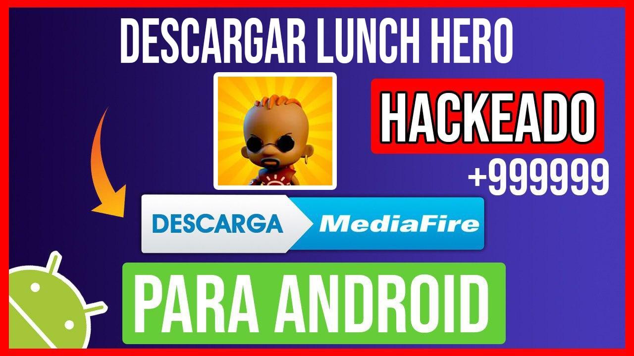 Descargar Lunch Hero Hackeado para Android
