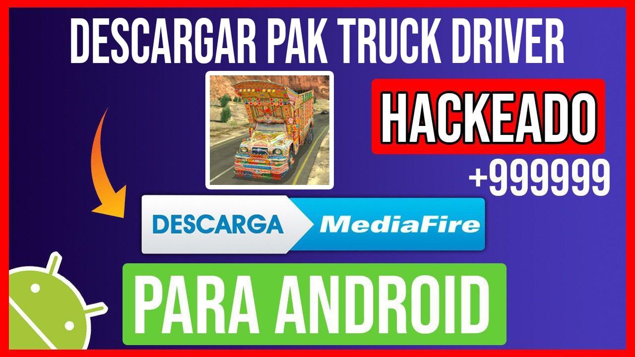 Descargar Pak Truck Driver Hackeado para Android