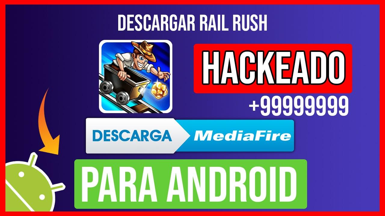Descargar Rail Rush Hackeado para Android