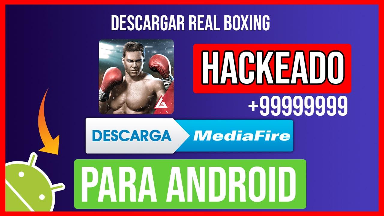 Descargar Real Boxing  Hackeado para Android