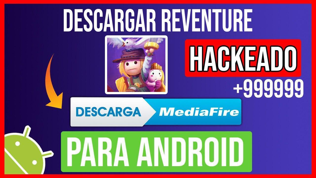 Descargar Reventure Hackeado para Android