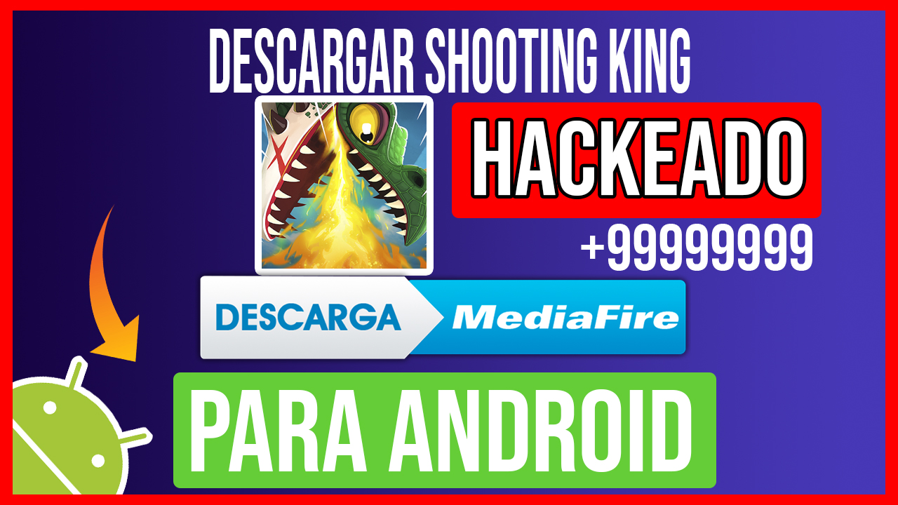 Descargar Shooting King Hackeado para Android