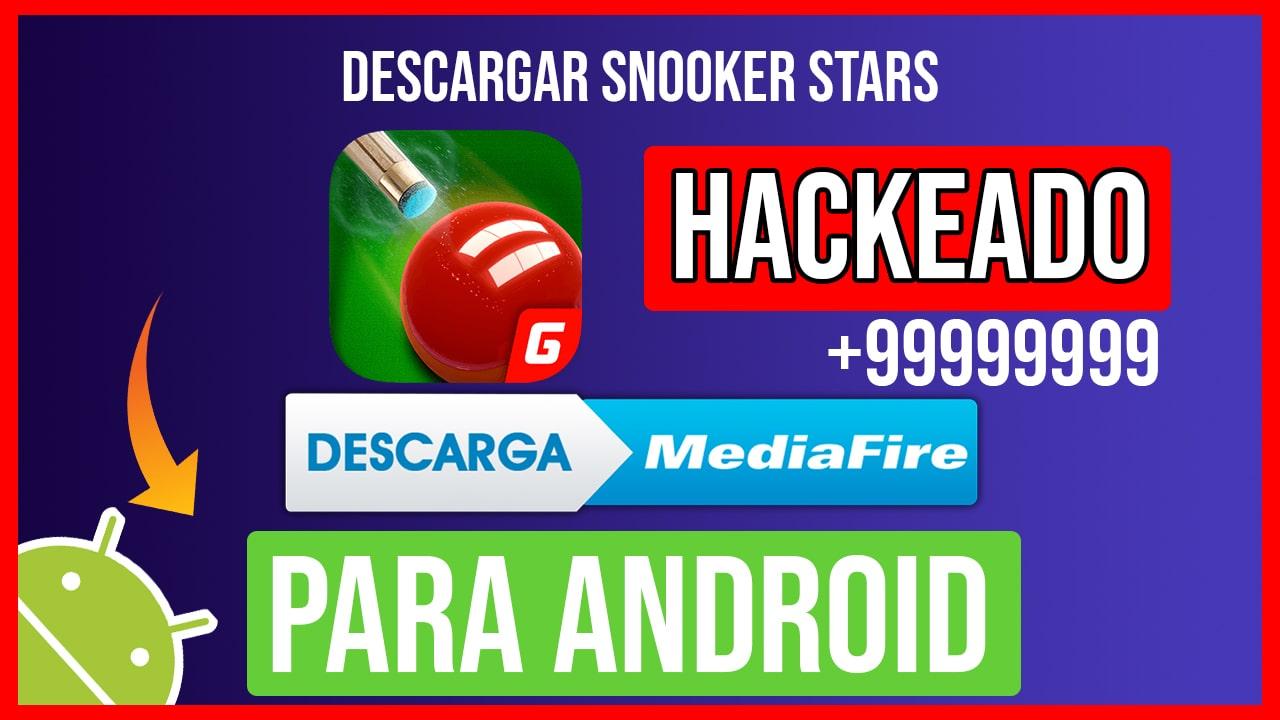Descargar Snooker Stars Hackeado para Android