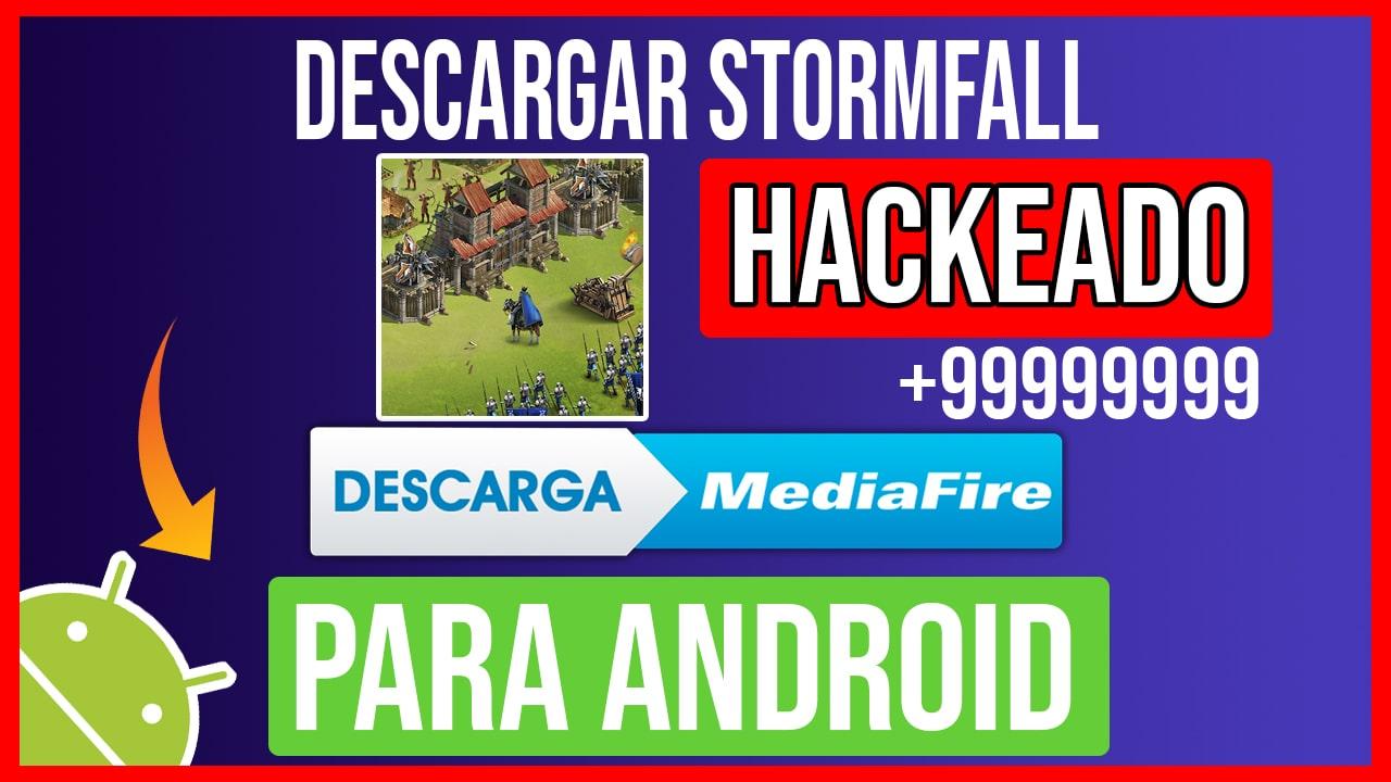 Descargar Stormfall hackeado para Android