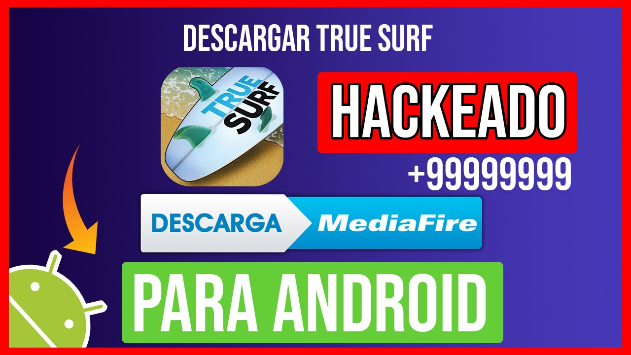 Descargar True Surf Hackeado para Android