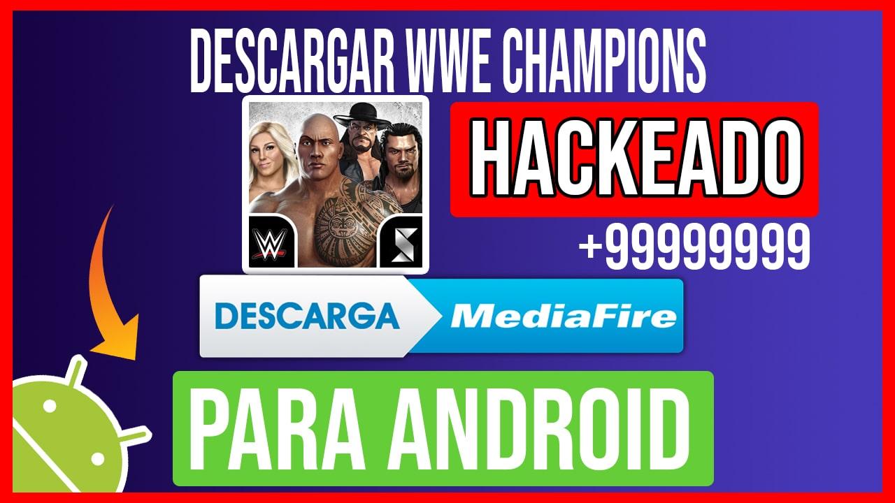 Descargar WWE Champions Hackeado para Android