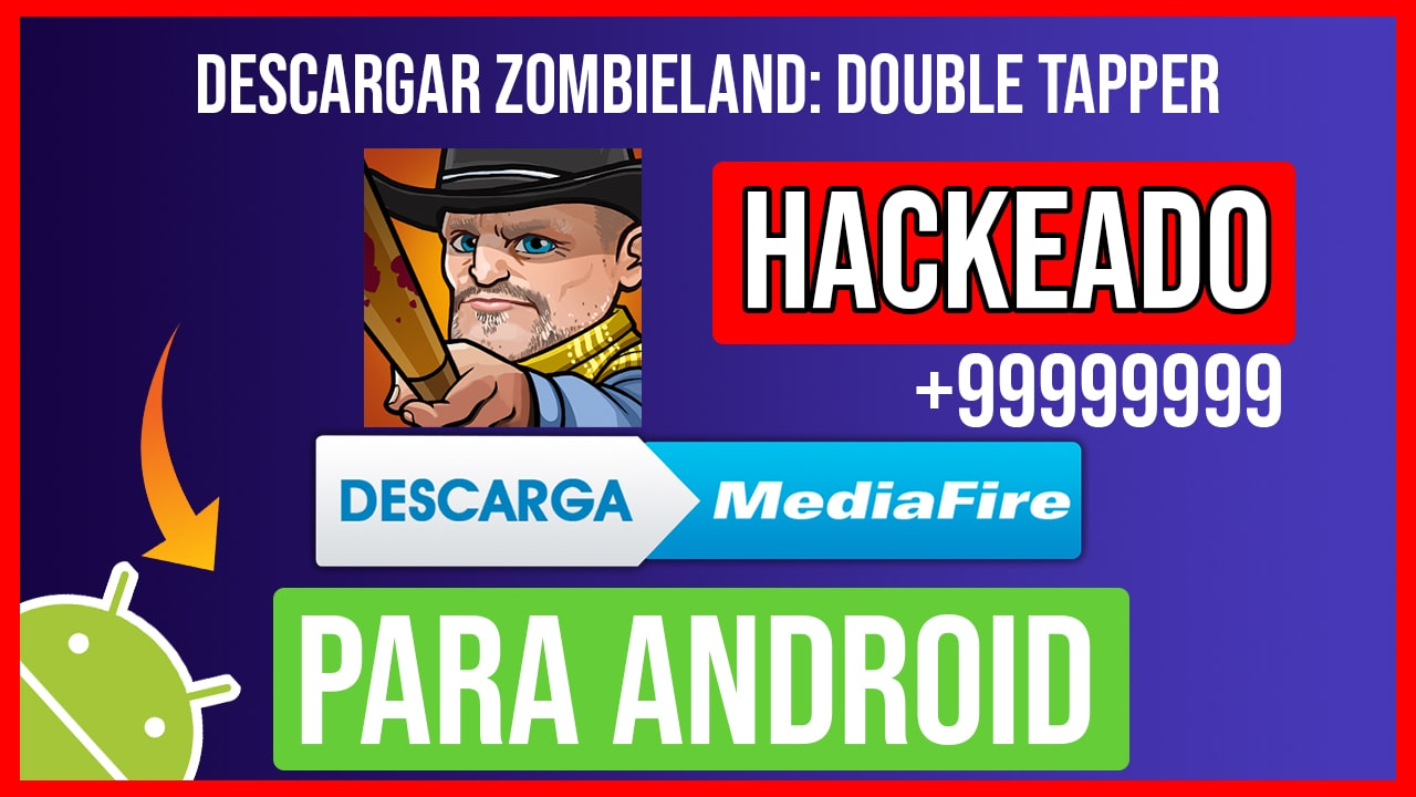 Descargar Zombieland: Double Tapper Hackeado para Android