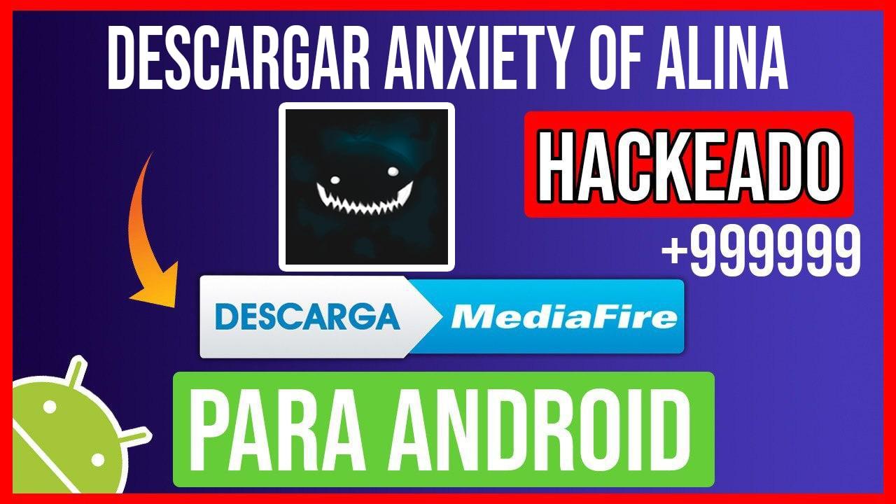 Descargar Anxiety of Alina Hackeado para Andróid