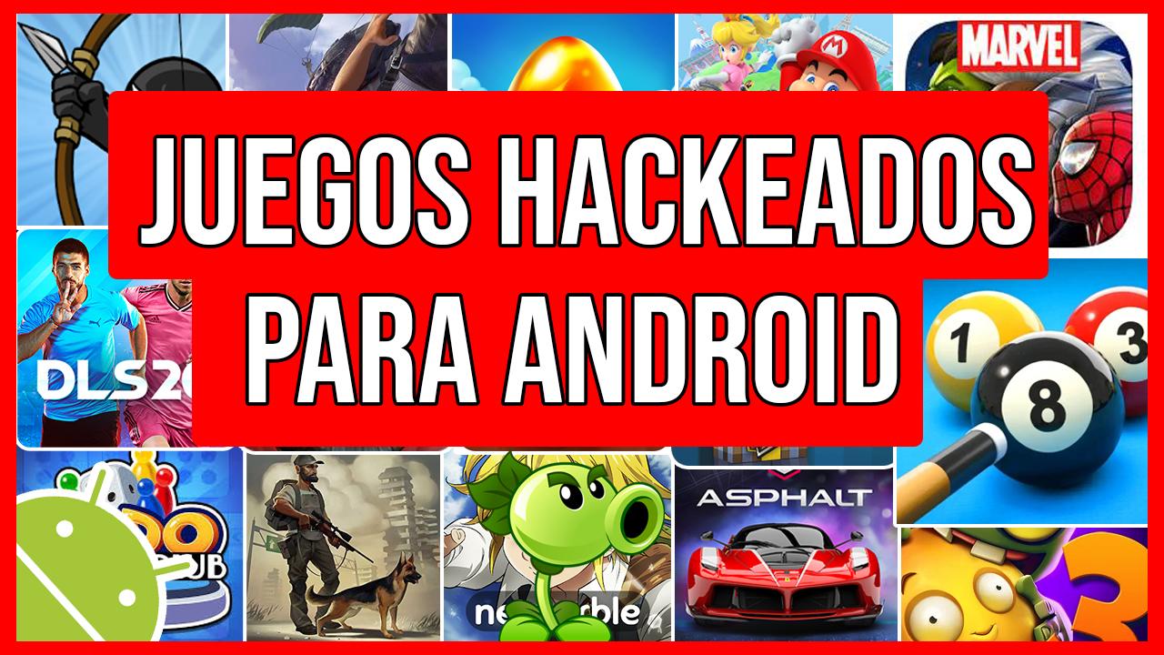 Mega TOP Juegos Hackeados para Android de Mayo 2020 descarga por MEDIAFIRE