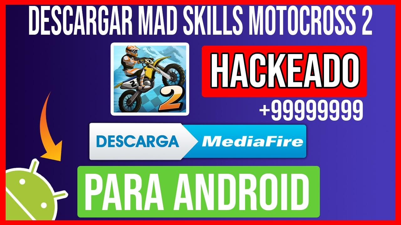 Descargar Mad Skills Motocross 2 Hackeado para Android