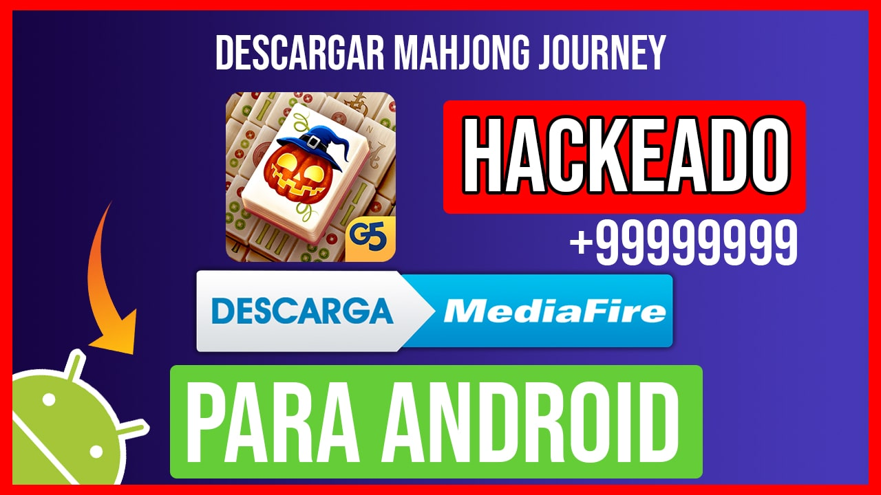 Descargar Mahjong Journey Hackeado para Android