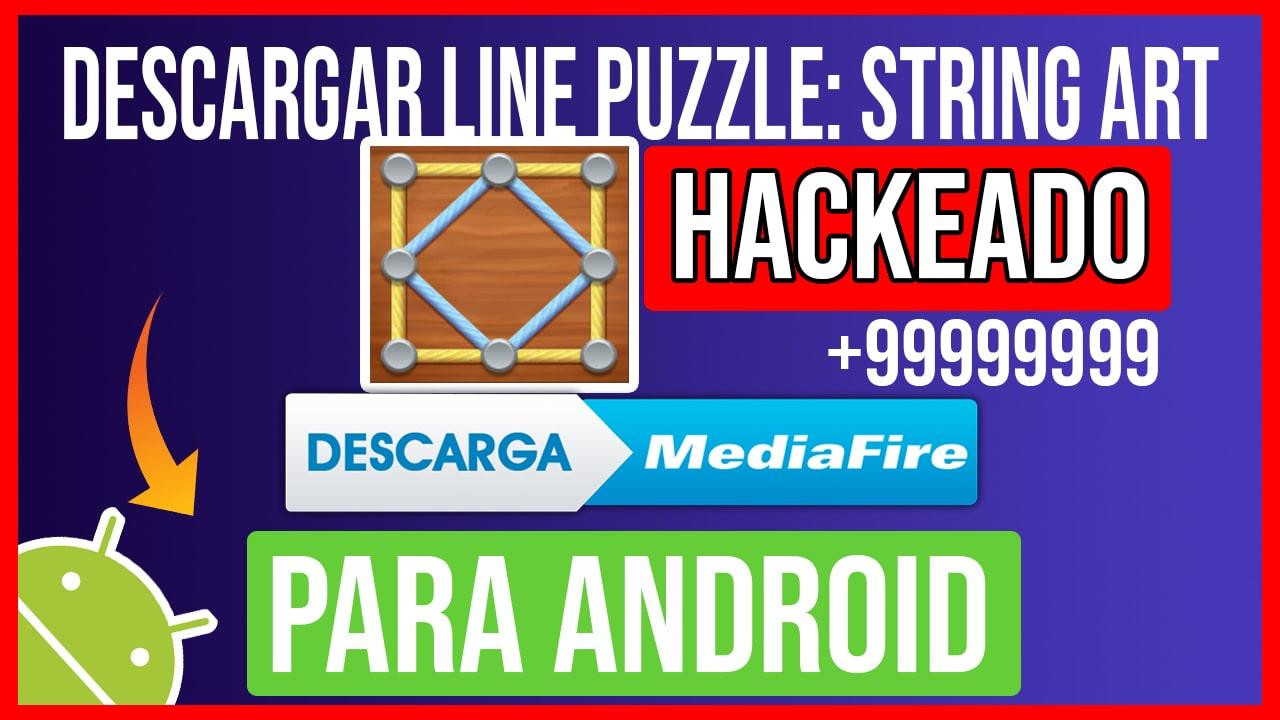 Descargar Line Puzzle: String Art Hackeado para Android