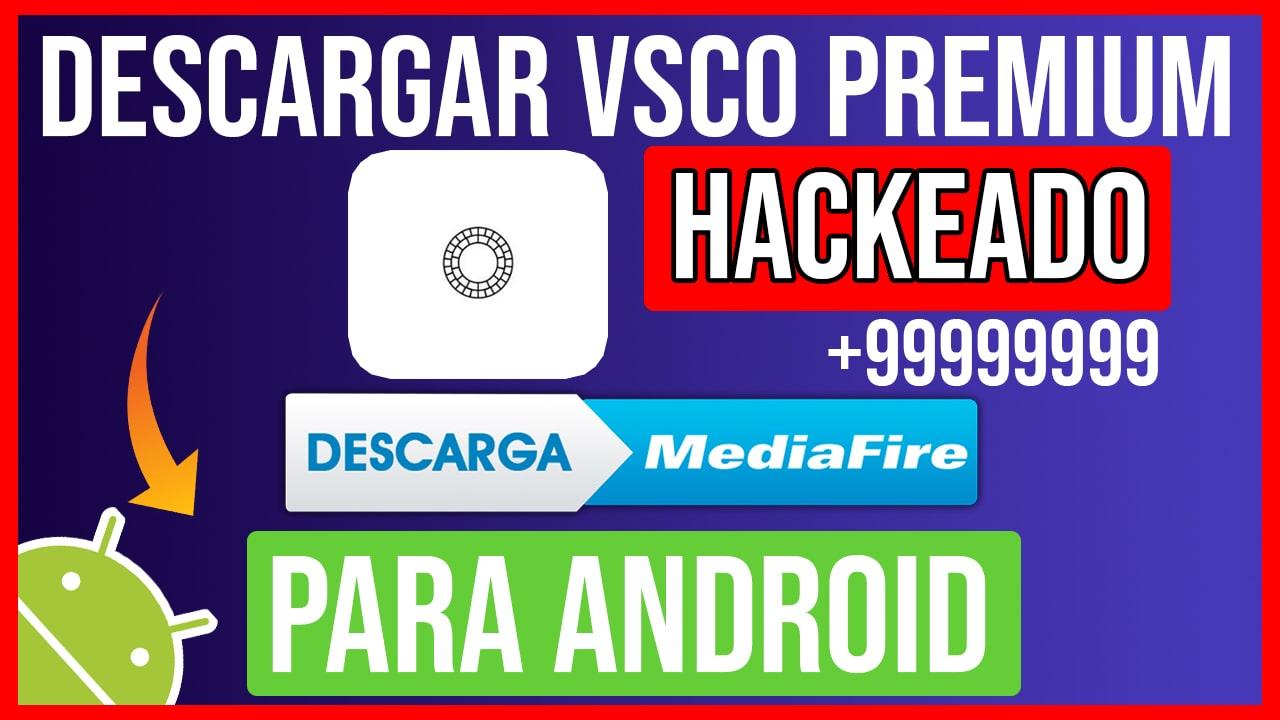 Descargar VSCO Premium hackeado para Android