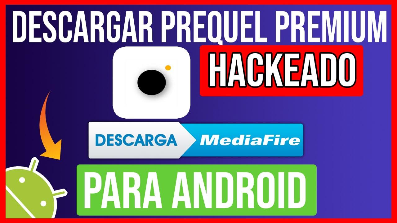 Descargar PREQUEL Premium hackeado para Android