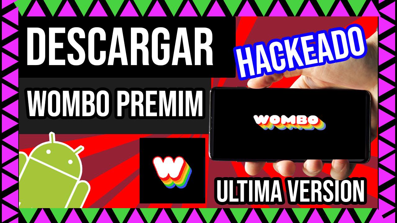 Descargar Wombo Premium APK Para Android Ultima Version